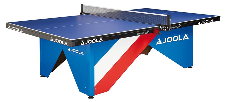 """Joola Wettkampf-Tischtennisplatte """"Showcourt"""" (ITTF) 11450"""