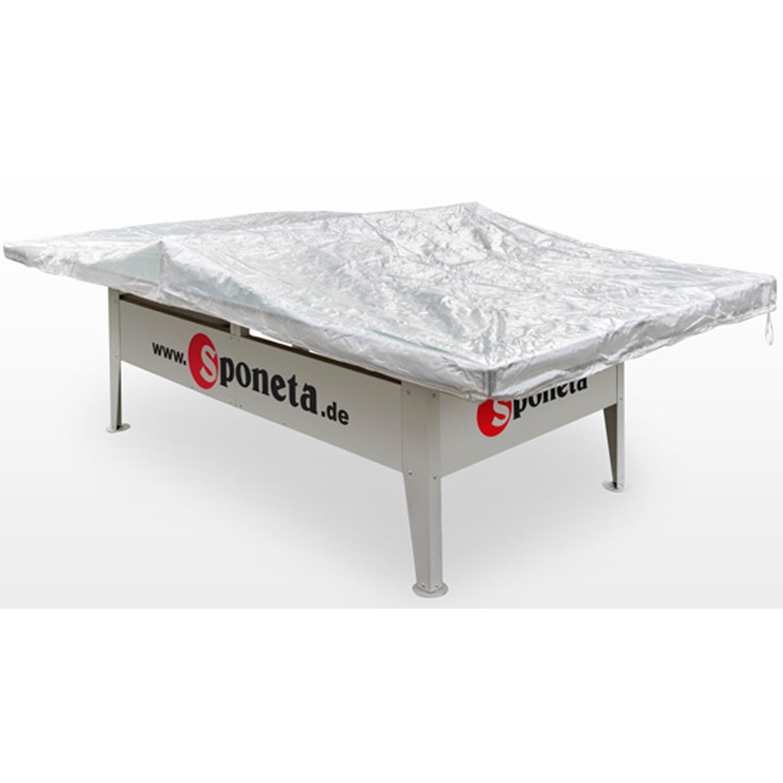Sponeta Abdeckhülle für stationäre Tischtennisplatten 197.003/Sp