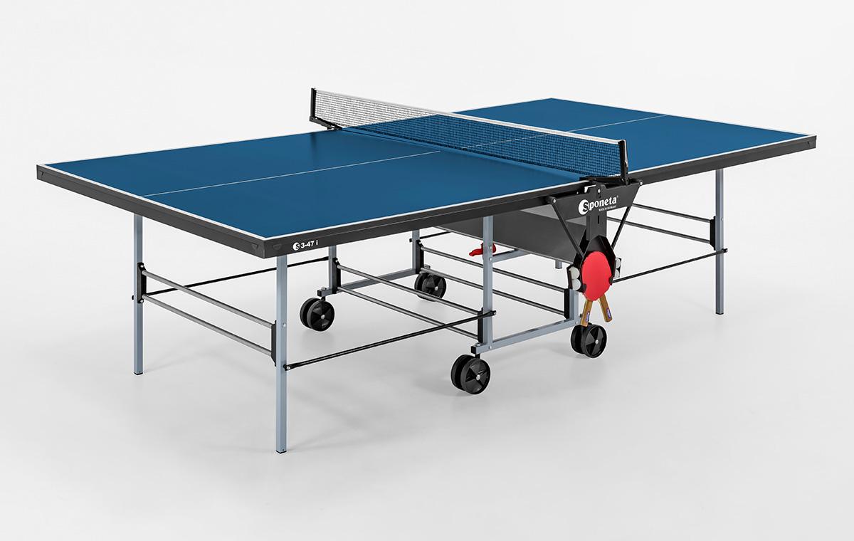 """Sponeta Indoor-Tischtennisplatte """"S 3-47 i"""" (S3 Line) 202.7410/L"""