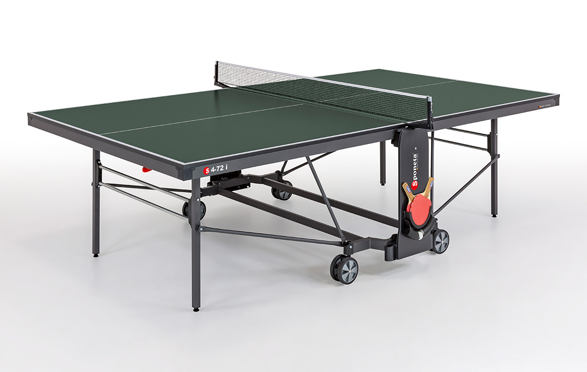 """Sponeta Indoor-Tischtennisplatte """"S 4-72 i"""" (S4 Line) 204.5410/L"""
