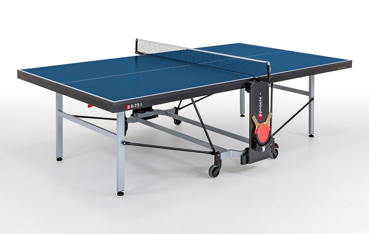 """Sponeta Indoor-Tischtennisplatte """"S 5-73 i"""" (S5 Line) 205.7110/L"""