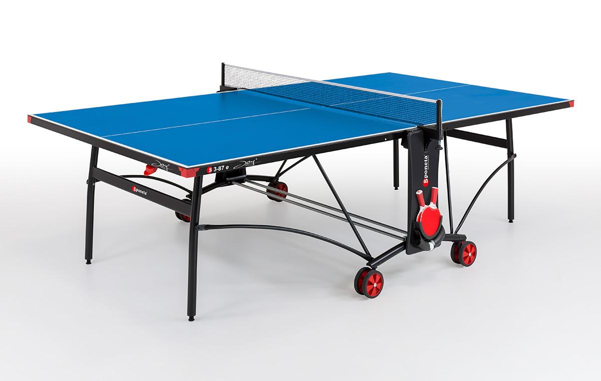 Sponeta Outdoor-Tischtennisplatte