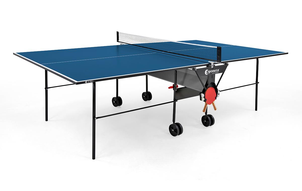 """Sponeta Indoor-Tischtennisplatte """"S 1-13 i"""" (S1 Line) 210.3010/L"""