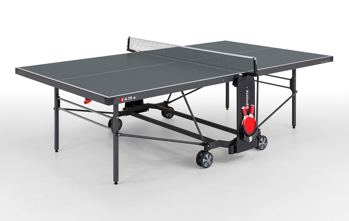 "Sponeta Outdoor-Tischtennisplatte ""S 4-70 e"" (S4 Line), wetterfest 212.9410/L"