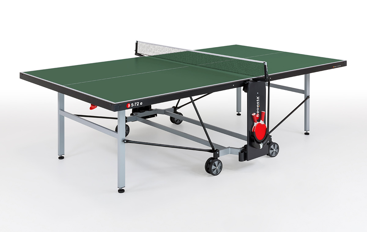 "Sponeta Outdoor-Tischtennisplatte ""S 5-72 e"" (S5 Line), wetterfest 213.5110/L"