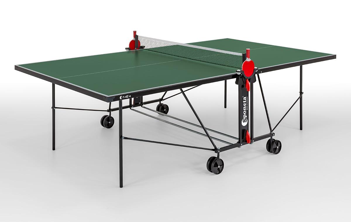 "Sponeta Outdoor-Tischtennisplatte ""S 1-42 e"" (S1 Line), wetterfest 216.5010/L"