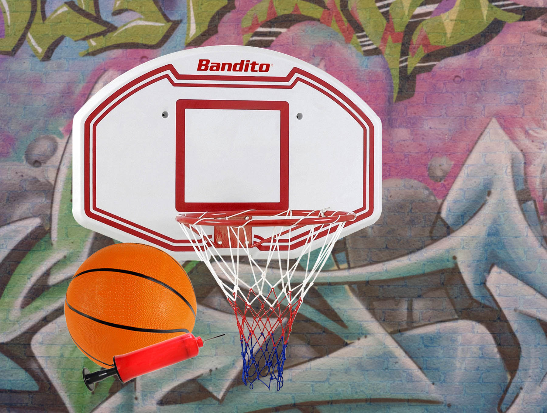 Bandito Basketballkorb