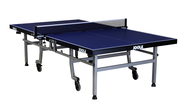 """Joola Indoor-Tischtennisplatte """"3000 SC"""" (ITTF) 11430"""