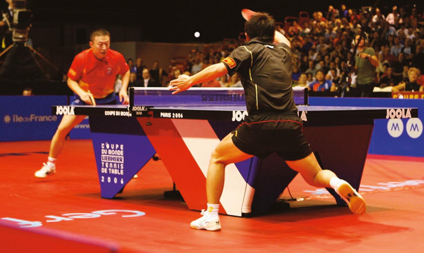 Joola Wettkampf-Tischtennisplatte