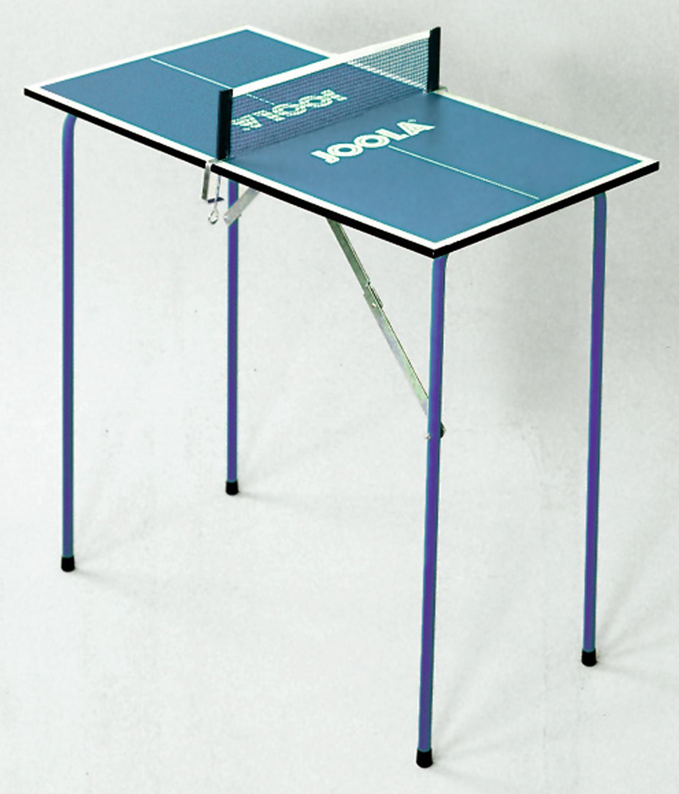 """Joola Indoor-Tischtennisplatte """"Mini"""" (inkl. Netzgarnitur) 19100"""