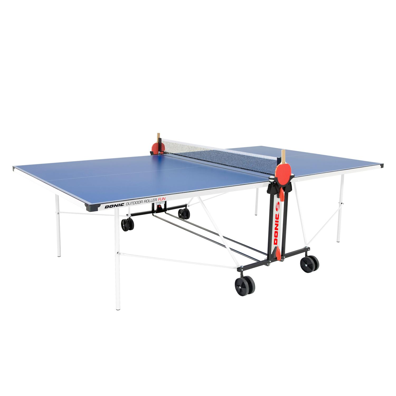 """Donic Outdoor-Tischtennisplatte """"Outdoor Roller FUN"""" 230234"""