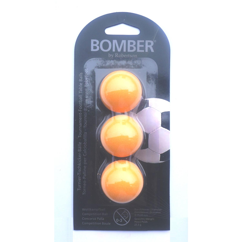 "Winsport Turnier-Kickerball ""Bomber by Robertson"" im 3er Set 2557.02"