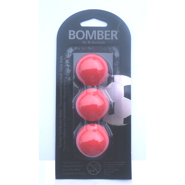 "Winsport Turnier-Kickerball ""Bomber by Robertson"" im 3er Set 2557.03"