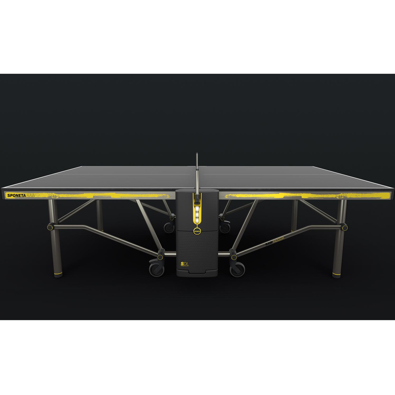 """Sponeta Design Line Outdoor-Tischtennisplatte """"SDL Raw Outdoor"""" (Design Line), wetterfest 274.9900/L"""