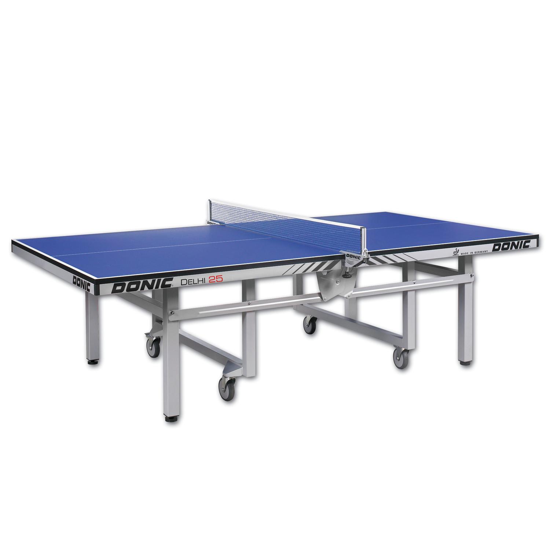 """Indoor-Tischtennisplatte """"Delhi 25"""" (ITTF)"""