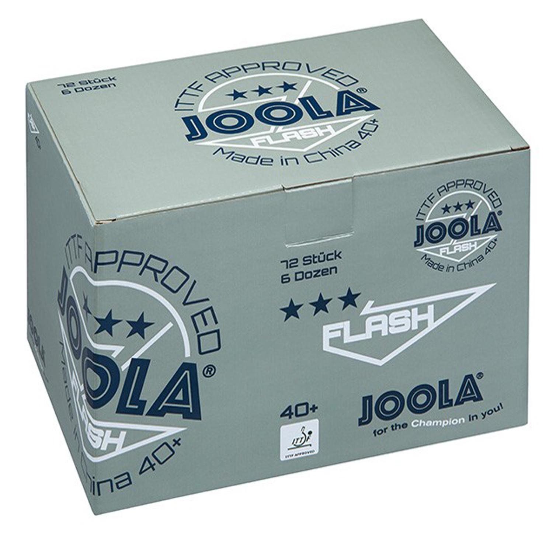 """Joola Tischtennisball """"Flash"""" - 72er Set 40040"""