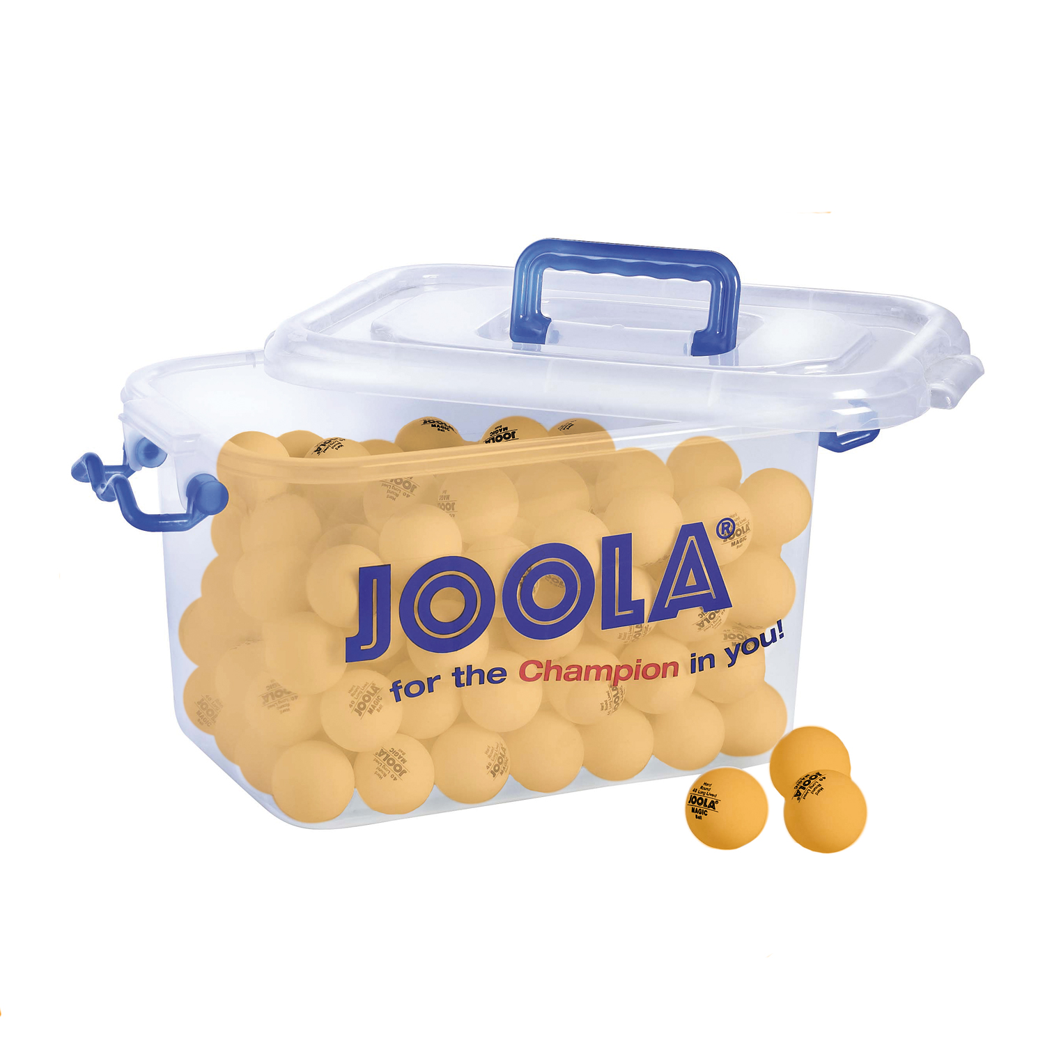 "Joola Tischtennisbälle ""Training SH""- 144er Ballbox 44285"