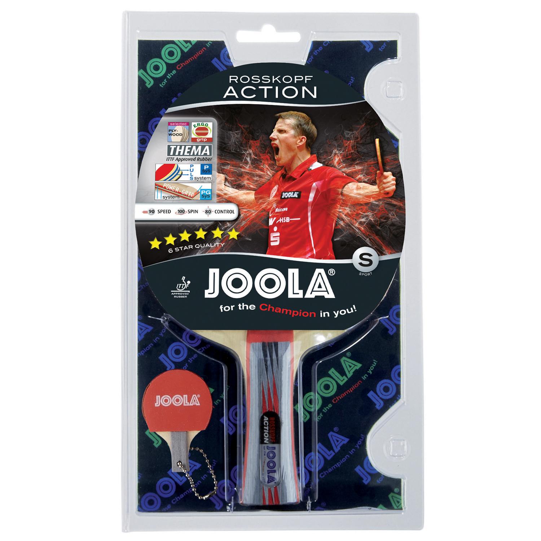 """Joola Tischtennis-Schläger """"Rosskopf Action"""" 53370"""