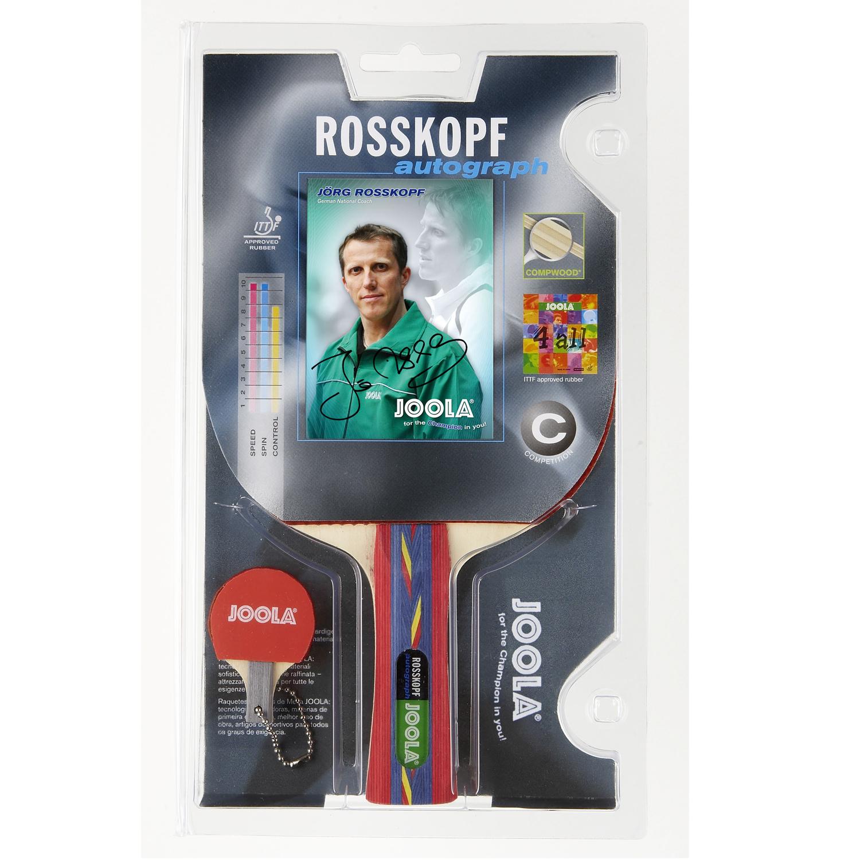 "Joola Tischtennis-Schläger ""Rosskopf Autograph"" 54150"