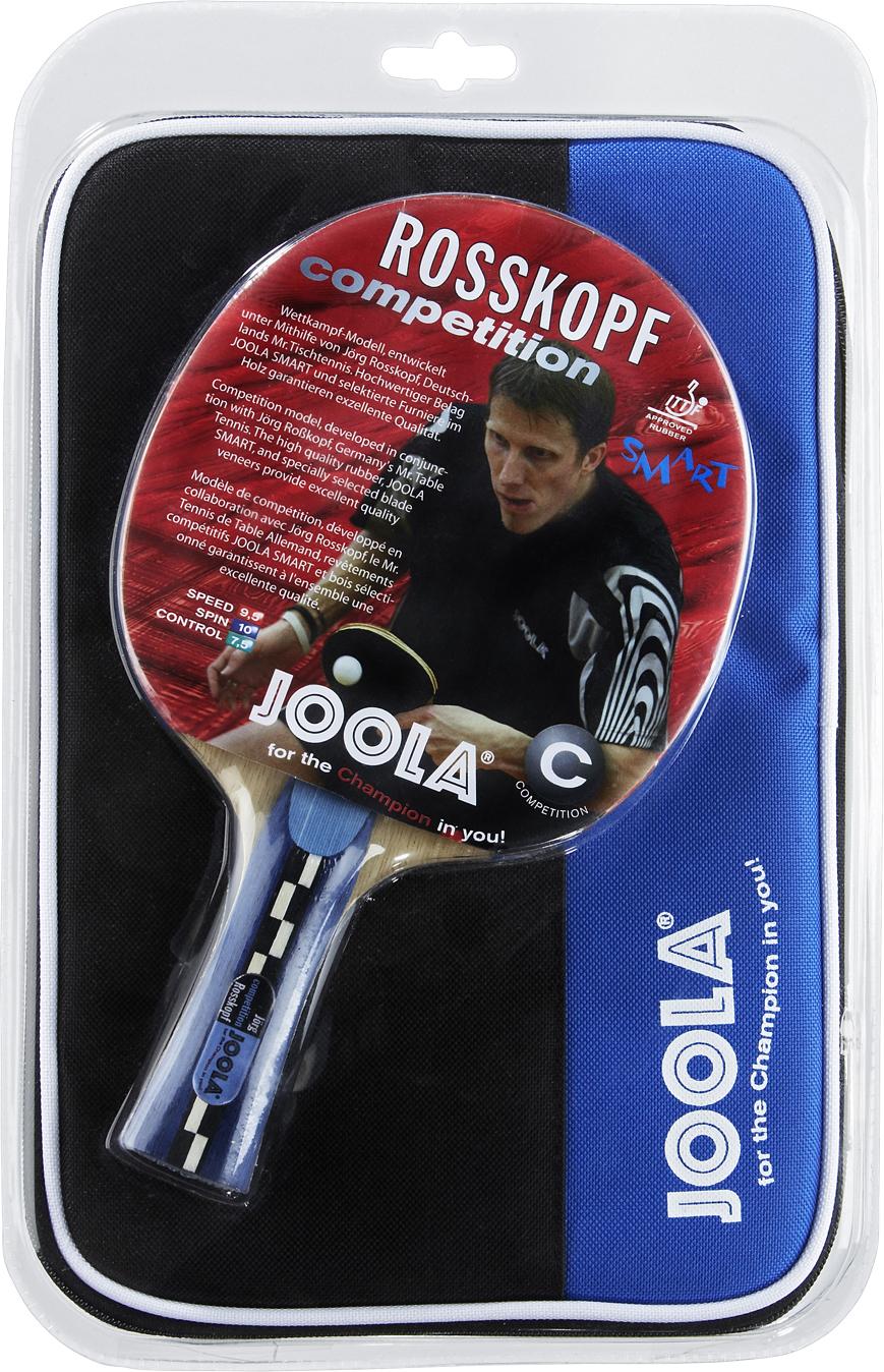 """Joola Tischtennis Schlägerset """"Rosskopf Competition"""" Schläger mit Tasche 54800"""