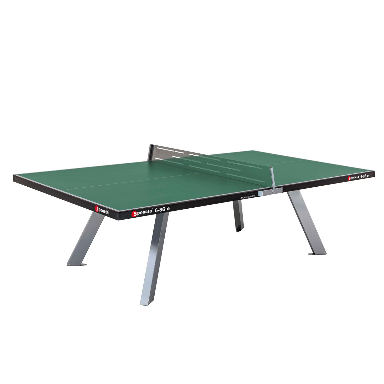 """Sponeta Outdoor-Tischtennisplatte """"S 6-86 e Activeline"""" 244.5520/L"""