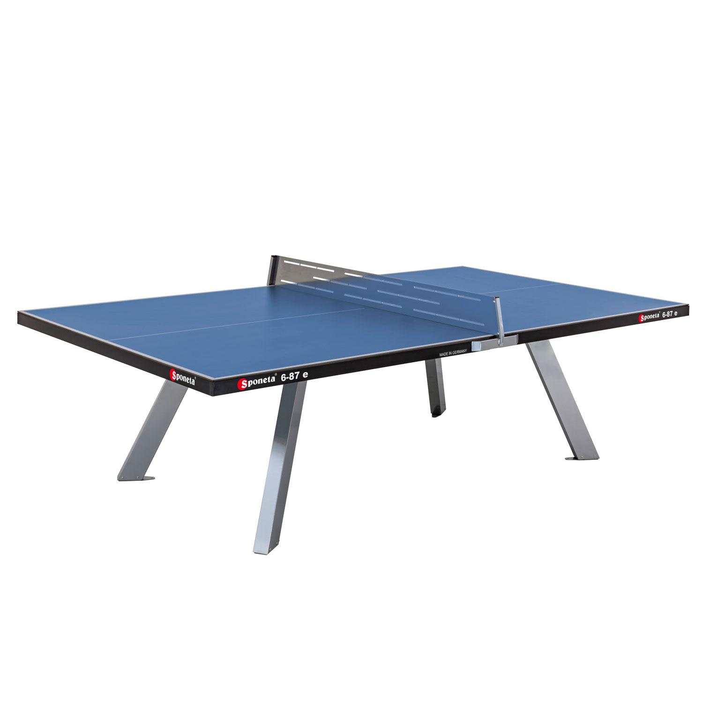 """Sponeta Outdoor-Tischtennisplatte """"S 6-87 e Activeline"""" 244.7520/L"""