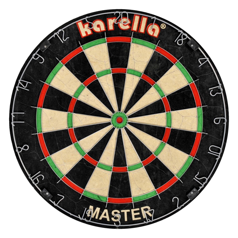 Karella Wettkampf-Dartboard