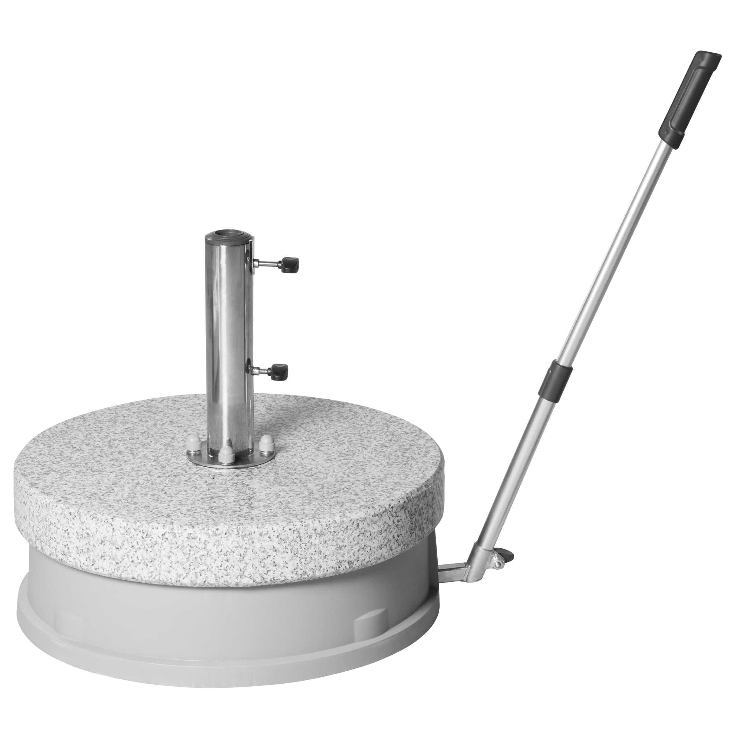 """Doppler Expert Granitsockel 45 kg """"Easy Move"""" 85897EMN"""