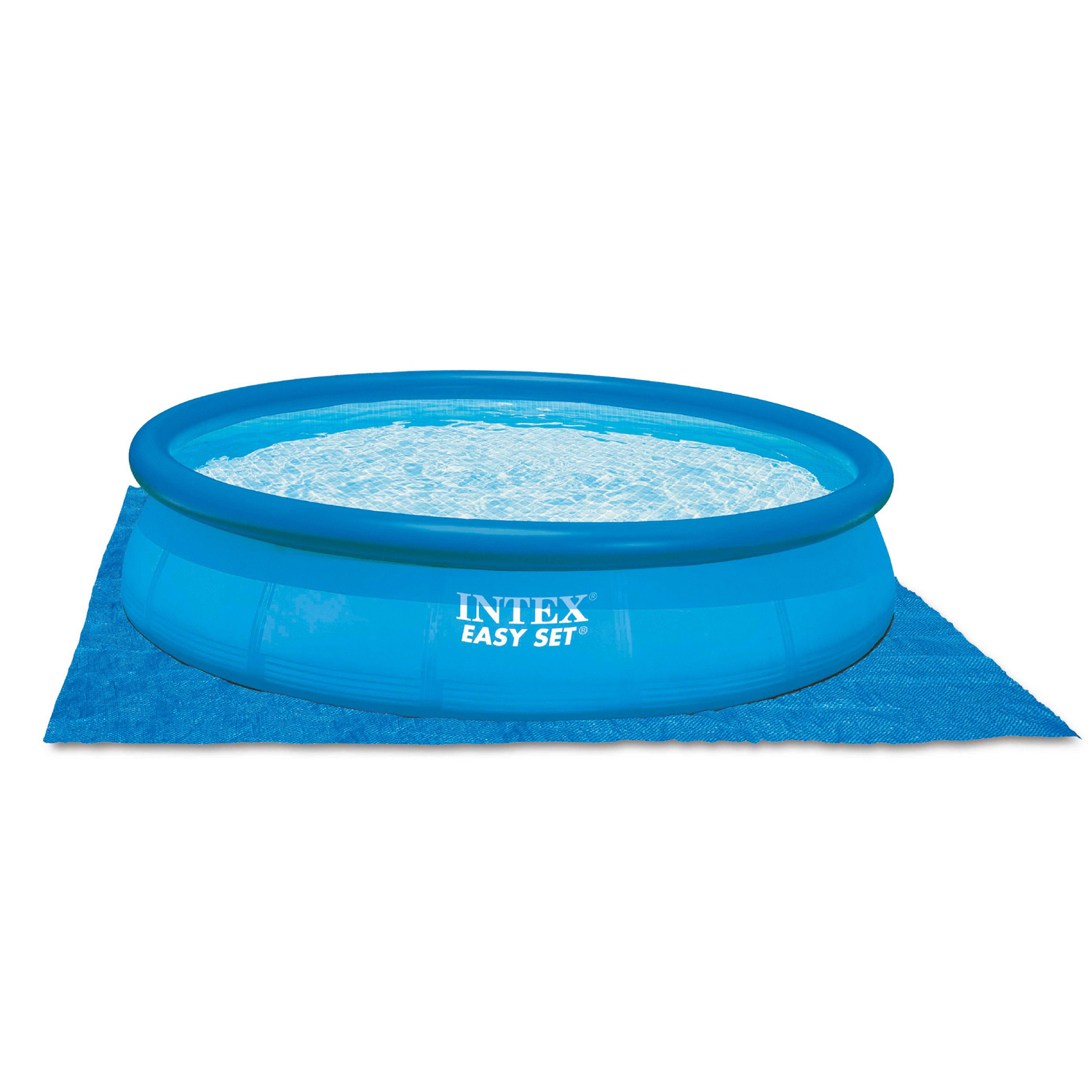 Intex Bodenschutzplane für Swimming Pools 128048
