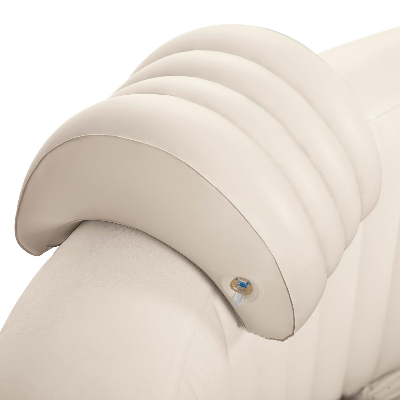 Intex Kopfstütze aufblasbar, für Whirlpools 128501
