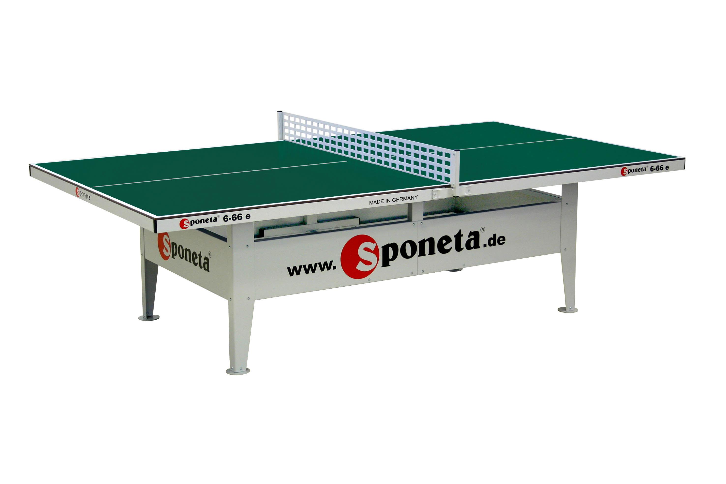 """Sponeta Outdoor-Tischtennisplatte """"S 6-66 e Activeline"""" 239.5419"""