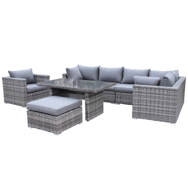 Polyrattan Gartenmöbel Lounge Preisvergleich Die Besten Angebote