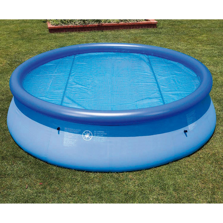 Solarnoppenfolie für Intex Pools,blau,400 x 200 cm