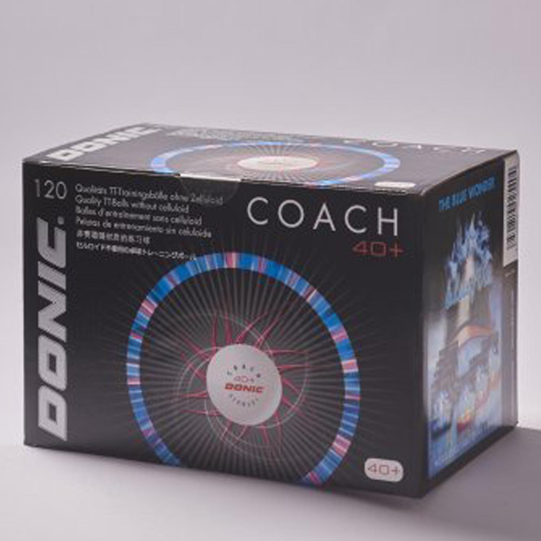 "Donic Tischtennisbälle ""Coach P40+ Training"", 120 Stück 550271"